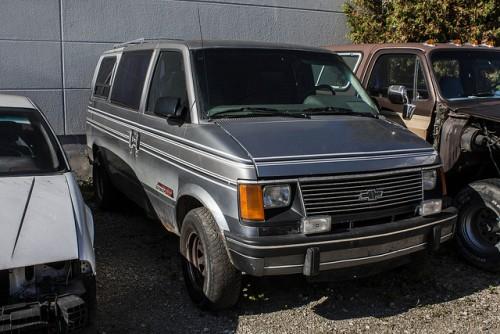 シボレー アストロ 1990-1994年型