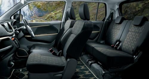 スズキ ワゴンR スティングレー J STYLE 2014年 内装
