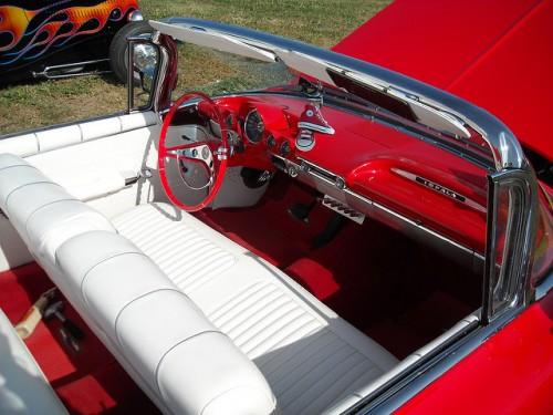 シボレー インパラ コンバーチブル インパネ 1959年型