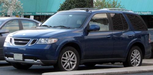 サーブ 9-7X 2002年型