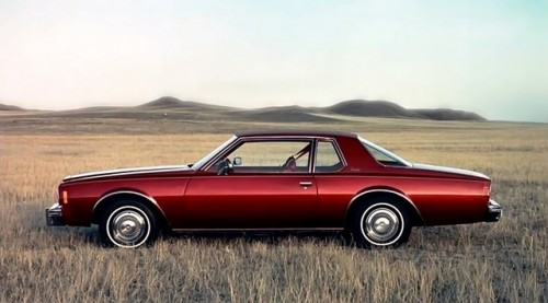 シボレー インパラ 1977年型