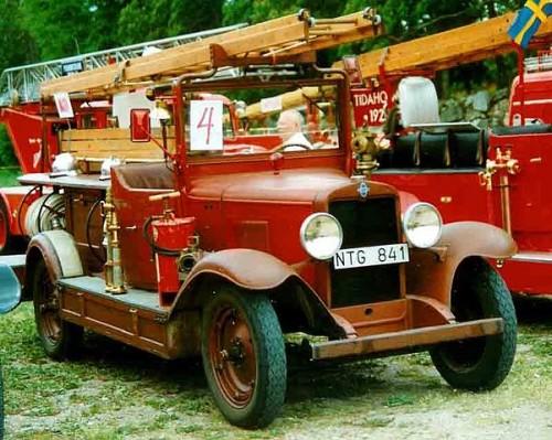 GM シボレー 1929年