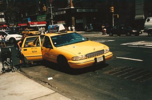 シボレー カプリス タクシー 1996年型