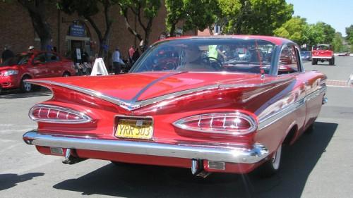 シボレー・インパラ 2ドア ハードトップ 1959年型
