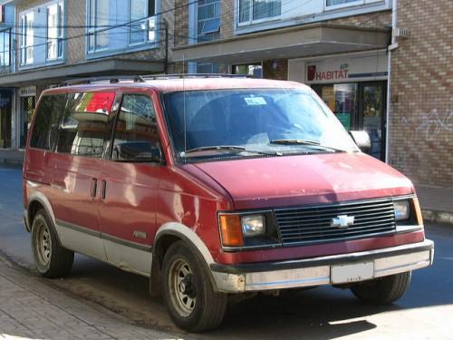 シボレー アストロ 1988年型
