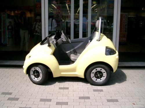 Q-CAR Q1 2002年型