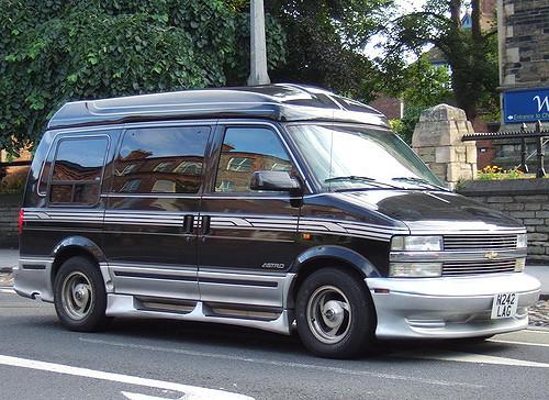 シボレー アストロ 2007年型