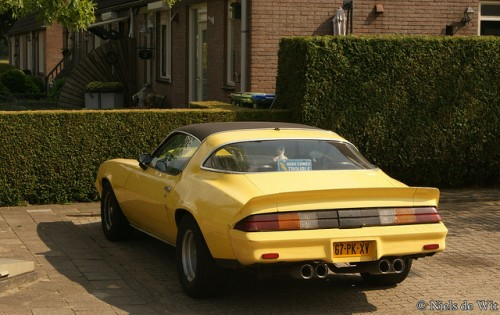 シボレー・カマロ 1978年型