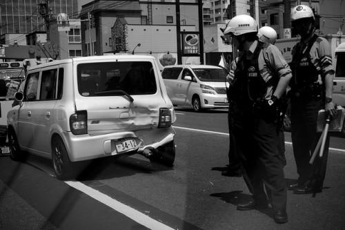 事故 警察