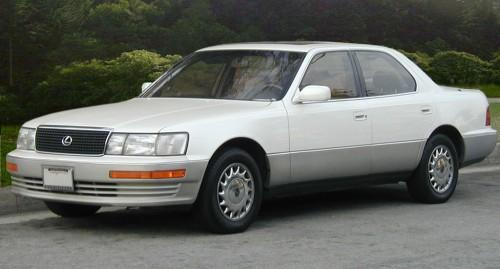 レクサス LS400