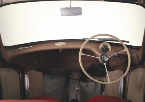 スバル360 1958年型 インパネ