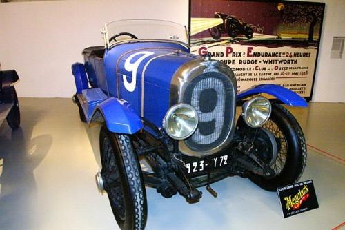 ル・マン 1923年優勝 シェナール&ウォルカー9号車