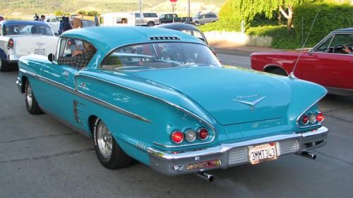 シボレー インパラ 1958年型