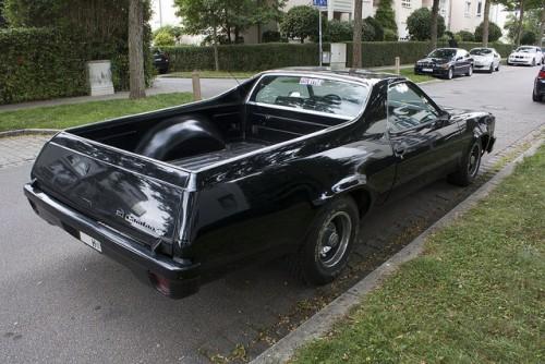 4代目 シボレー エルカミーノ 後期型 1976~1977年型