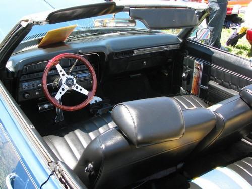 シボレー インパラ 内装 1970年型