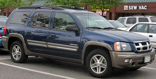 いすゞ アセンダー 2007年型