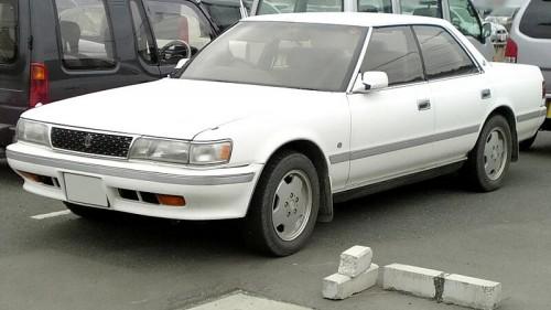 トヨタ チェイサー X80型