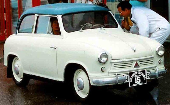 ロイト LP400S 1955年型