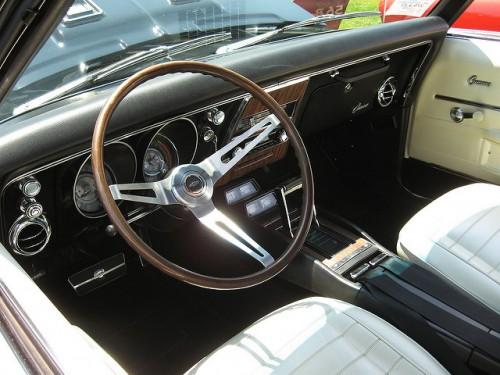 シボレー カマロ 1968年型