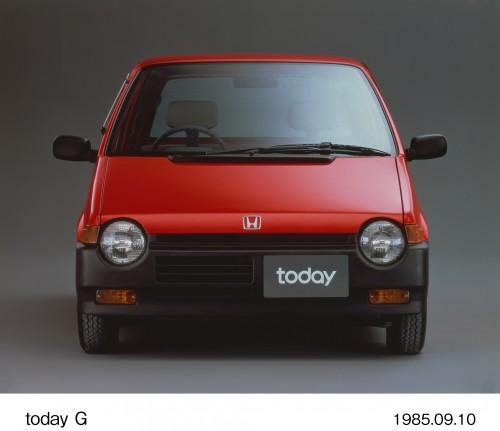 ホンダ トゥデイ G 1985年