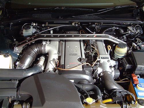 トヨタ 1JZ-GTEエンジン