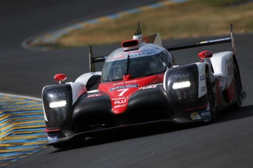 ル・マン24時間耐久レース トヨタ