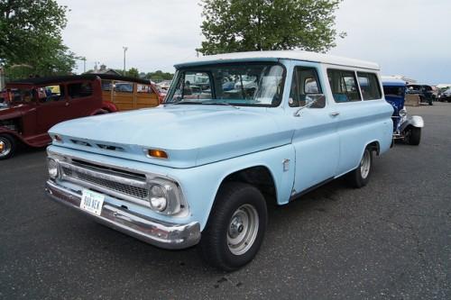 シボレー サバーバン 1964年型