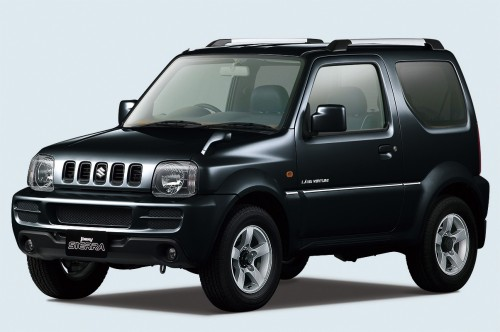 スズキ ジムニー 2007年型 ブラック
