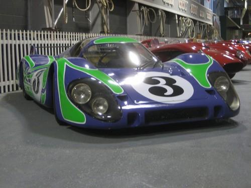 ポルシェ 917LH ヒッピー 1970年