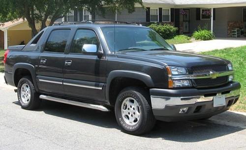 初代目 シボレー アバランチ 2003-2006年型