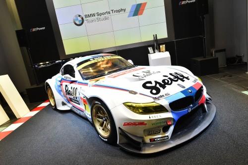 BMW M Z4 2014年