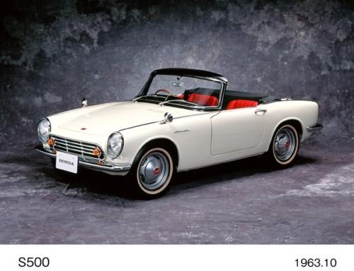 ホンダ S500 1963年