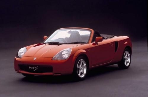 トヨタ MR-S 1999年