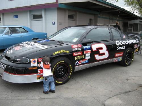 シボレー モンテカルロ NASCAR 仕様車 2006年型