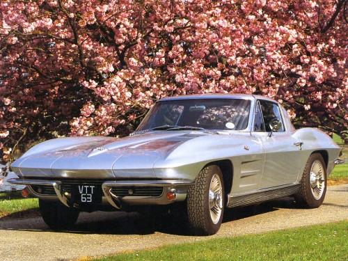 2代目 シボレー コルベット C2型 1963年型