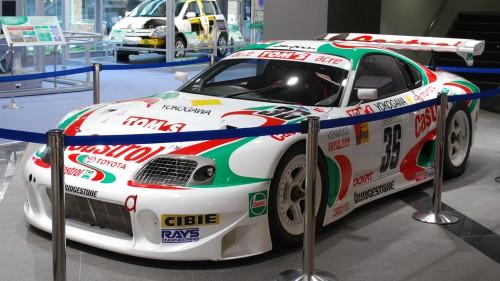 トヨタ カストロールトムススープラ 1997年型