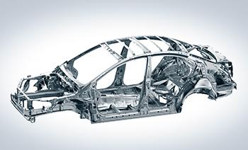 スバル WRX S4 2016年型 ボディ