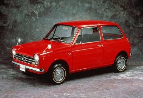 ホンダ N360 1967年