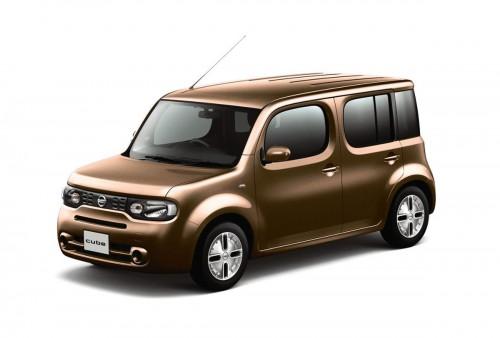 日産 キューブ 15X 2012年型 オプション装着車