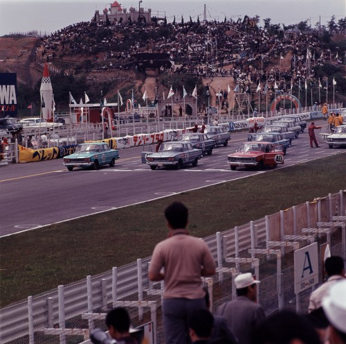 第2回 日本グランプリ 1964年
