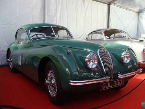ジャガー KX120 クーペ 1954年型