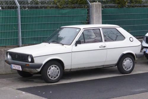 フォルクスワーゲン ポロ 外装 初代1975年型
