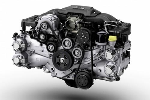 BRZ ボクサーエンジン FA20