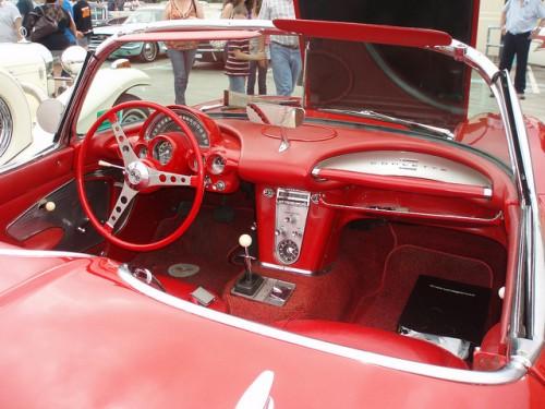 初代 コルベット C1型(後期型) 1961年型