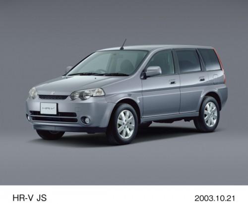 ホンダ HR-V 2003年型