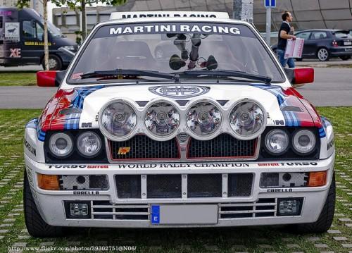 ランチア デルタ 1987年型