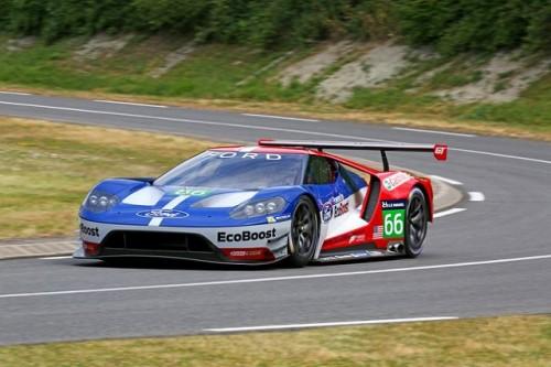 レースマシン用フォードGT