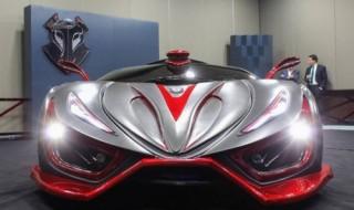 1400馬力ハイパーカー!インフェルノ・エキゾチックカーとは?2億円超で発売決定!