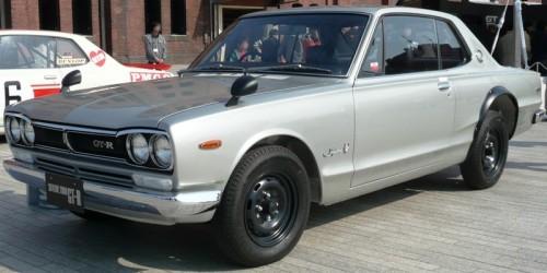 日産 スカイライン GT-R C10型