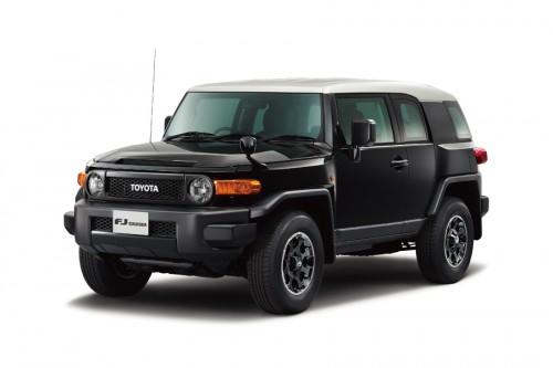 トヨタ FJクルーザー ブラックカラーパッケージ 2011年